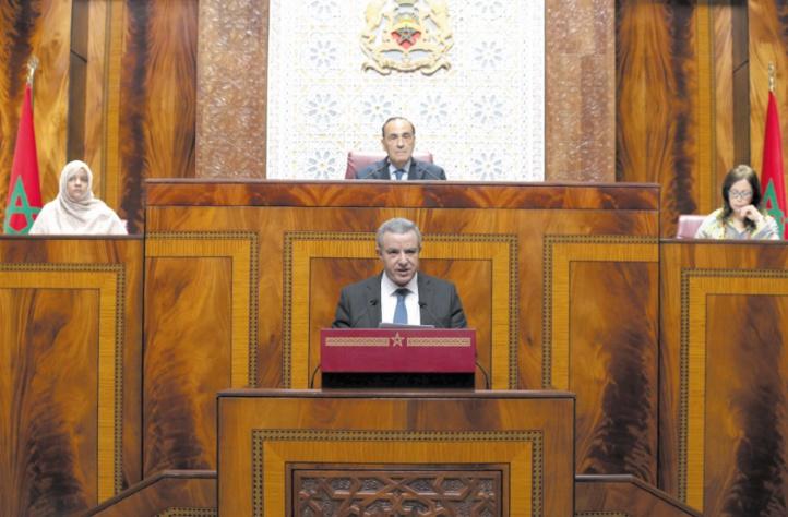 La Chambre des représentants adopte huit conventions internationales et approuve le projet de loi relatif à la procédure pénale