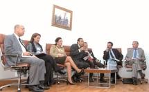 L'USFP expose son programme socio-économique au patronat : Relancer l'économie et développer l'entreprise
