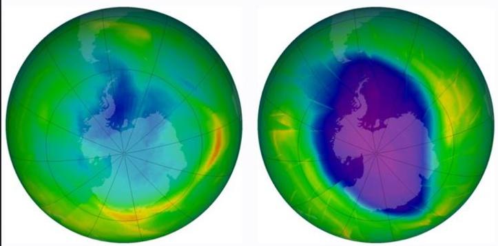 Un gaz néfaste pour la couche d'ozone repéré en Chine