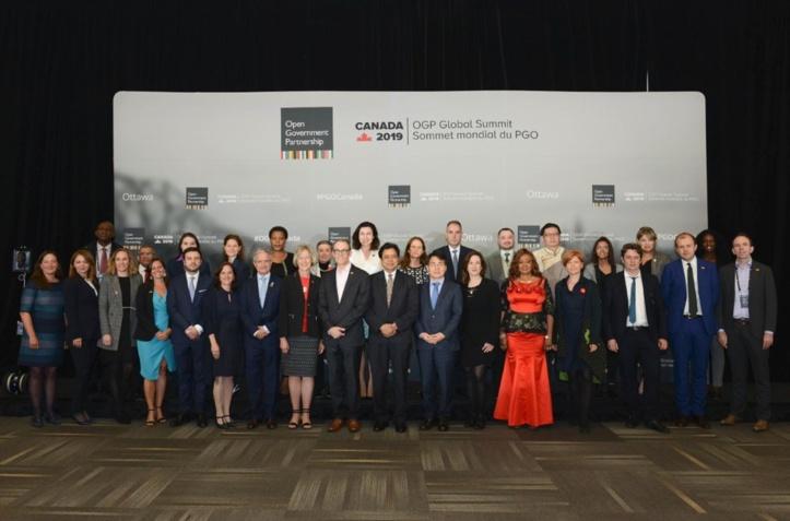 Mohamed Benabdelkader met en exergue  le référentiel constitutionnel du Maroc à Ottawa