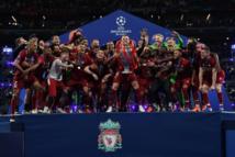 Salah et  Liverpool champions  de l'Europe  anglaise