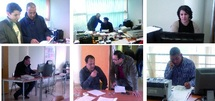 Au siège central de l'USFP, un staff entièrement mobilisé pour la campagne électorale : Impression de 25 millions d'outils de campagne et lancement d'une web TV ittihadie