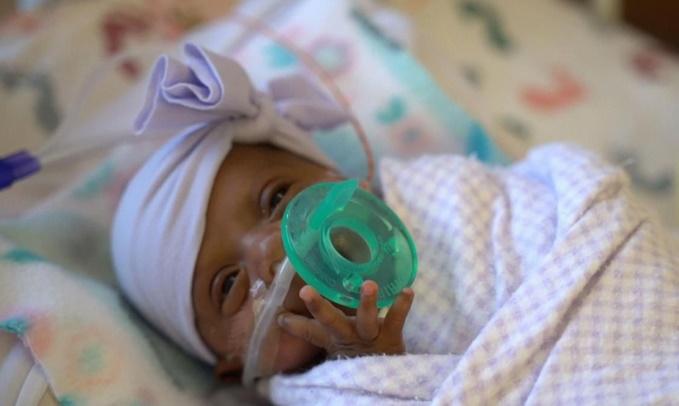 Insolite : 245 grammes à la naissance
