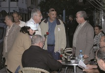 Tariq Kabbage, le candidat du parti de la Rose : Agadir Idaoutanane sous le charme d'une campagne clean et persuasive