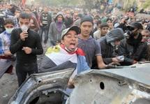 La place Tahrir s'embrase : L'armée égyptienne sous la pression des manifestants