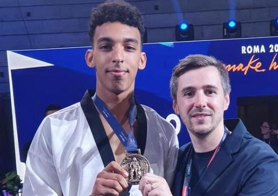 GP 2019 de taekwondo : Du bronze pour Achraf Mahboubi