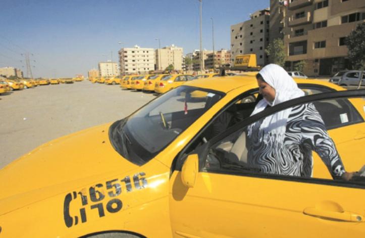 En Tchétchénie, des femmes au volant de taxis, pour transporter des femmes