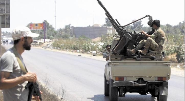 L'ONU confirme l'embargo sur les armes pour la Libye