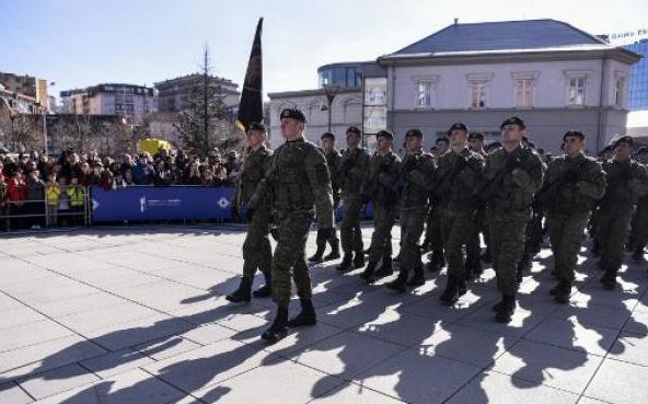 Le Kosovo célèbre aujourd'hui les 20 ans de la fin de la guerre