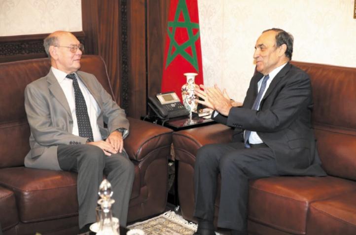 Habib El Malki s'entretient avec l'ambassadeur de Russie à Rabat