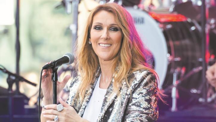 Céline Dion dévoile un nouveau morceau