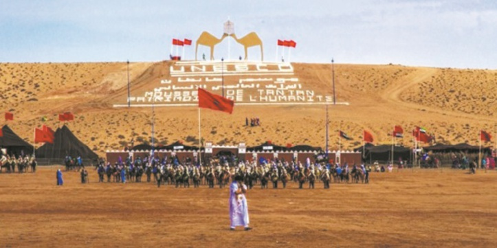 Le Moussem de Tan Tan célèbre la culture nomade universelle