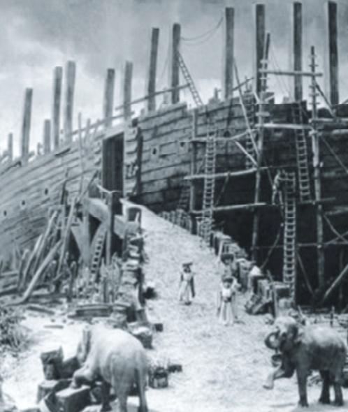Ces tournages qui ont tourné au drame : L'Arche de Noé
