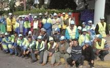 Sit-in des employés de Sita El Beida et TECTRA