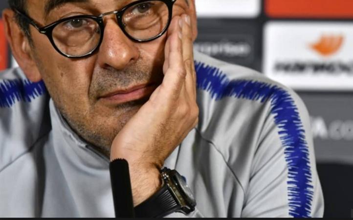 """""""Sarriverderci"""" Chelsea, Sarri à la Juventus"""