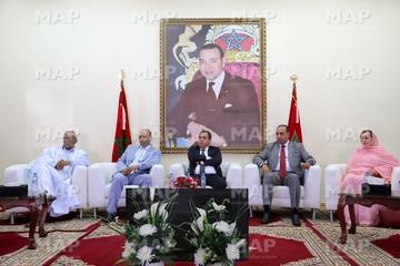 "Lancement des programmes ""Tarfaya Moubadara"" et ""Irtikae"""