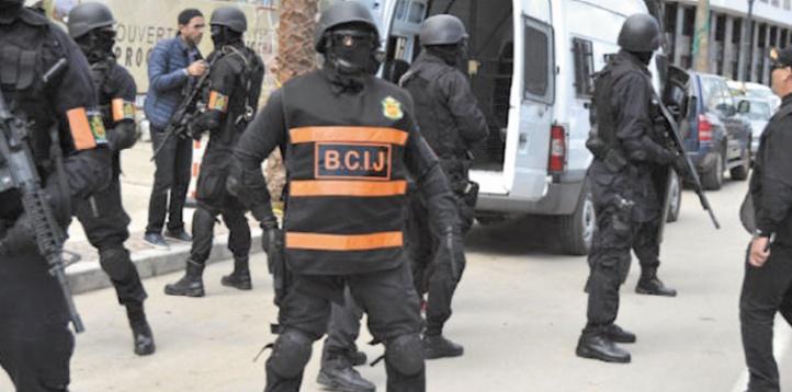 Démantèlement à Tétouan d'une cellule terroriste