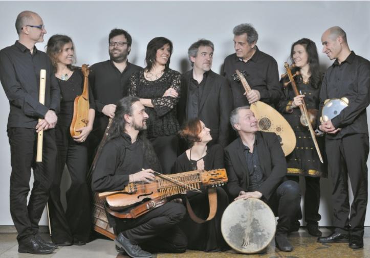 Canticum Novum transporte le public fassi aux confins des musiques anciennes