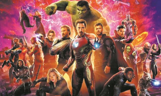 Les MTV Movie confirment le succès populaire d'Avengers: Endgame