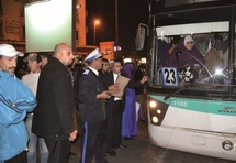 Le centre-ville de Casa paralysé par un sit-in de protestation : Le manque flagrant de bus provoque l'ire des usagers