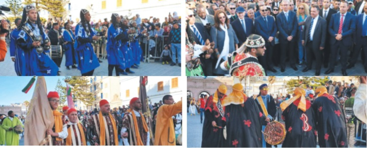 Le Festival gnaoua et musiques du monde s'ouvre en grande pompe