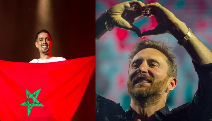 Mawazine 2019: Concerts explosifs de Lartiste et David Guetta à la scène OLM Souissi