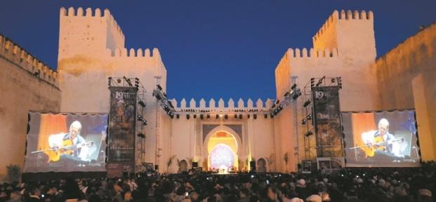 Les Muwachahat andalouses et alépines résonnent dans le ciel de Fès