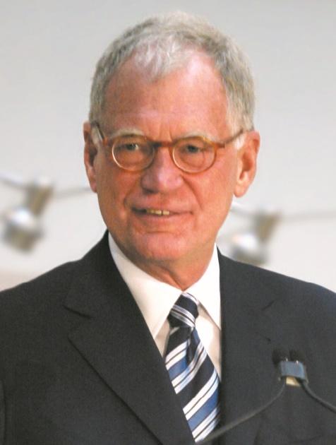 Ces stars qui ont été sans abri  : David Letterman