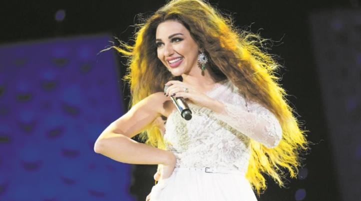 Ambiance bouillonnante à Nahda avec la reine de la scène, Myriam Fares