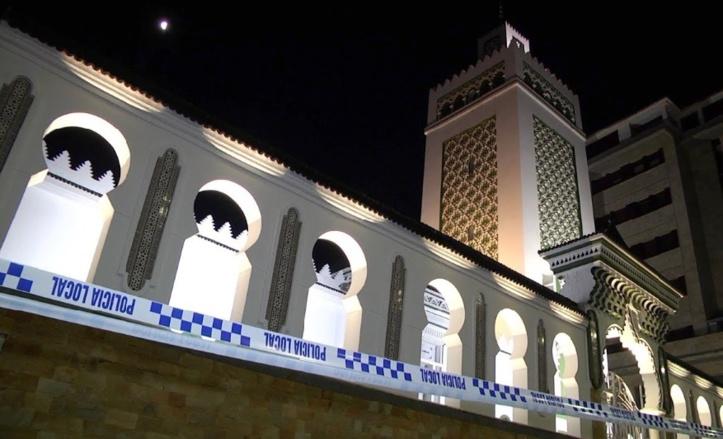 """La mosquée """"El Mehdi"""" à Sebta cible de coups de feu"""