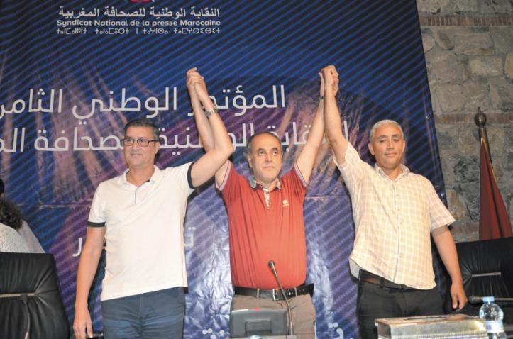 Abdellah El Bakkali réélu président du SNPM