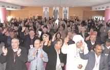 """Abdelouahed Radi lors de la réunion du Conseil national qui a scellé le retour de l'USFP à l'opposition : """"Nous pouvons bien perdre des postes au gouvernement ou des sièges au Parlement, mais nous ne nous permettrons jamais de perdre notre identité"""""""