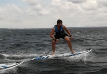 Insolite : Le surf électrique