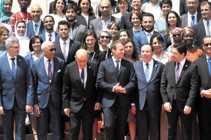 Sommet des deux rives : Engagements pour une nouvelle ambition en Méditerranée