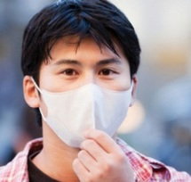 La pollution rend l'air irrespirable à Pékin