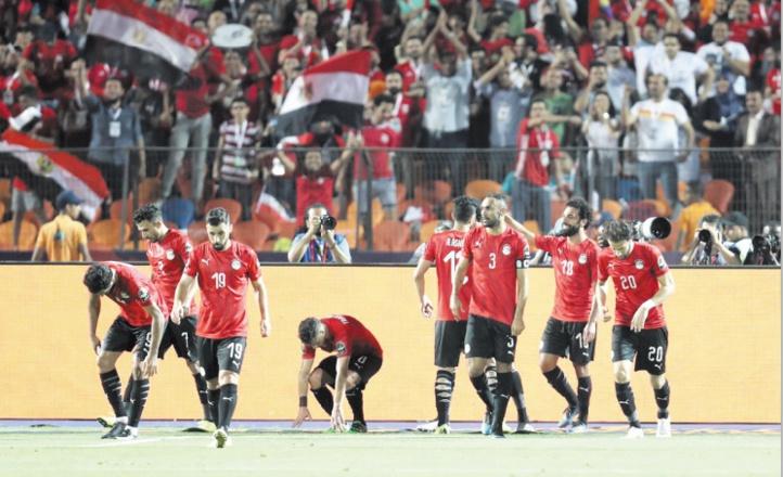 Egypte et Nigeria, premiers qualifiés aux huitièmes de finale