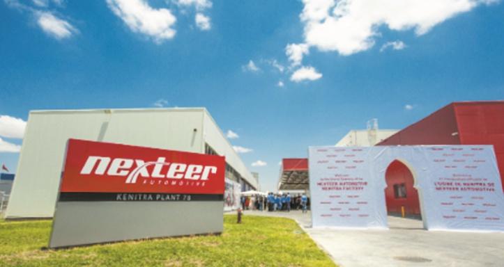Nexteer Automotive inaugure à Kénitra sa première usine en Afrique