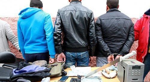 Arrestation de quatre individus soupçonnés de trafic de drogue et de psychotropes