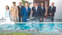 Une plateforme qui positionne : Tanger Med comme première capacité portuaire en Méditerranée
