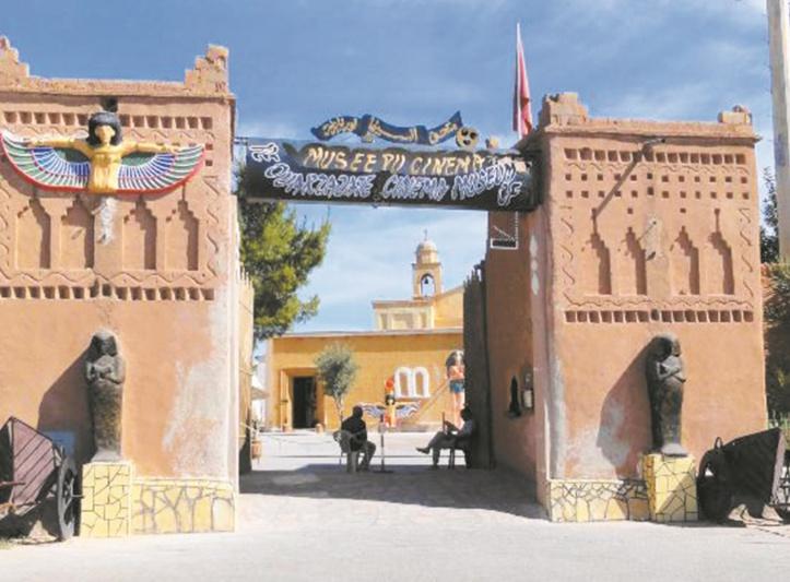 Le Musée du cinéma de Ouarzazate, un temple au service de l'histoire du 7ème art