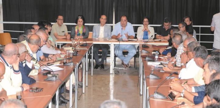 Le communiqué du Conseil national de l'USFP :  Une feuille de route pour un Maroc meilleur