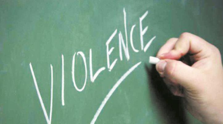 Les vacances ne chassent pas le spectre de la violence