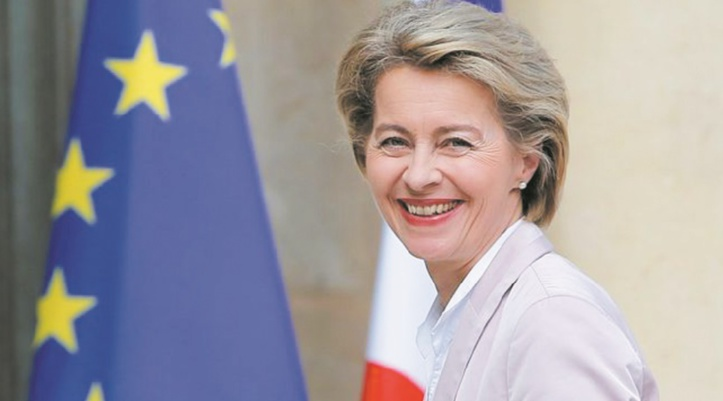 Von der Leyen, une proche de Merkel à la tête de la Commission européenne