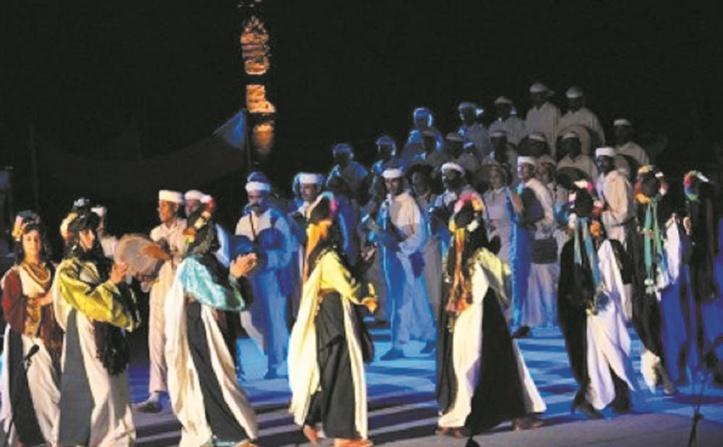 50ème FNAP : La diversité du patrimoine culturel immatériel marocain célébrée en grande pompe