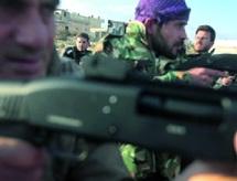 Crise syrienne : Les militants lancent une campagne de désobéissance civile