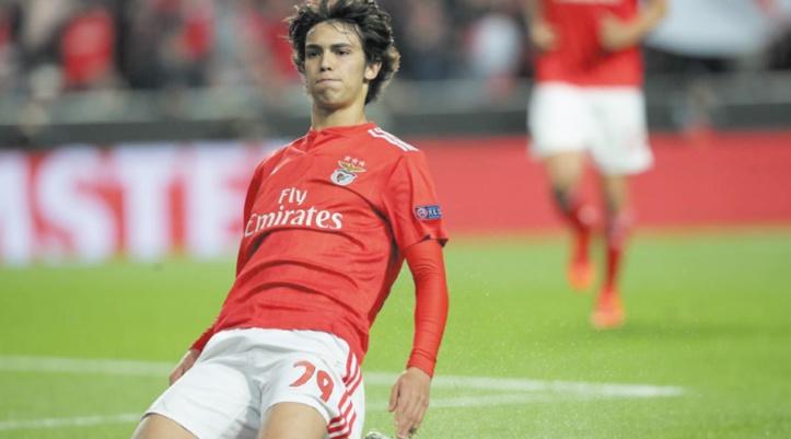 L'Atlético mise gros sur Joao Felix pour remplacer Griezmann