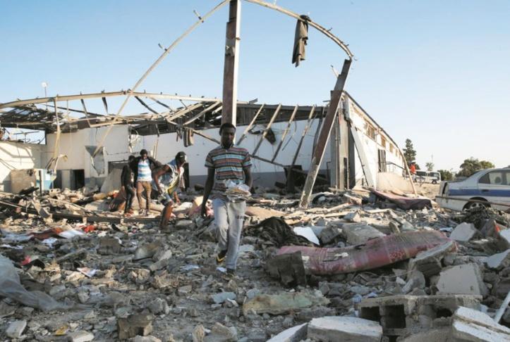 Bombardements aveugles : Erreur ou préméditation ?