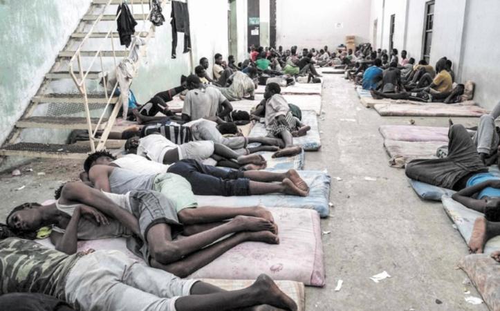 Affamés, torturés, disparus, l'impitoyable piège refermé sur les migrants bloqués en Libye