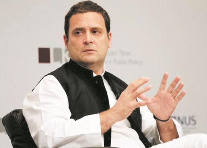 Rahul Gandhi, l'héritier broyé