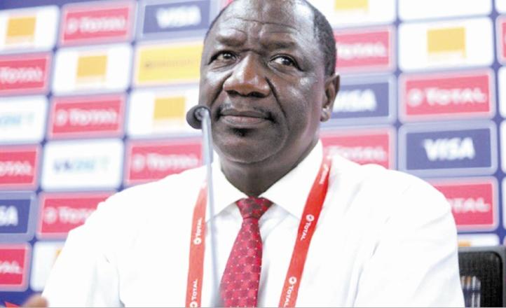 Mohamed Magassouba : Le football ne se construit pas par l'histoire mais  par les forces du jour et celles en présence